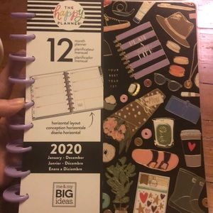 Happy Planner 2020 Horizontal Planner